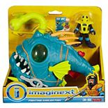 Fisher-Price Imaginext Ocean Assortment
