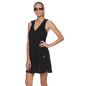 Women's Nike Hooded Racerback Cover-Up