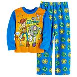 Boys 4-10 Disney Pixar's Toy Story 4 2-Piece Pajama Set