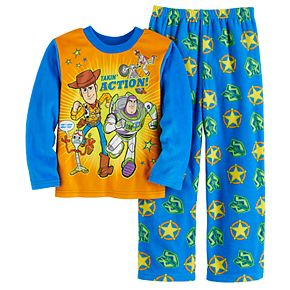 Boys 4-10 Disney Pixar's Toy Story 4 2-Piece Pajama Set