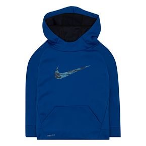 Toddler Boy Nike Therma Fleece Pullover Hoodie