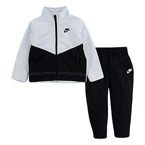 Toddler Boy Nike Zip Track Jacket & Jogger Pants Set