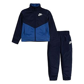 Toddler Boys 2T-4T Nike 2 Piece Zip-Up Jacket and Jogger Pants Track Set