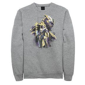 Men's Marvel Avengers Endgame Titan Frame Sweatshirt