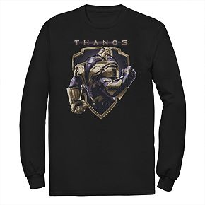 Men's Marvel Avengers Thanos Shield Tee