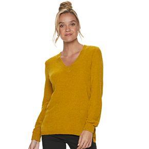 Women's Apt. 9® Chenille Pullover