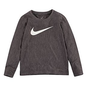 Toddler Boy 2T-4T Nike Dri-FIT Long-Sleeve Graphic Tee