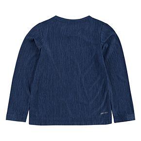 Toddler Boy Nike Dri-FIT Logo Graphic Tee