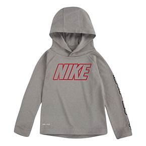 Toddler Boy Nike Dri-FIT Thermal Pullover Hoodie