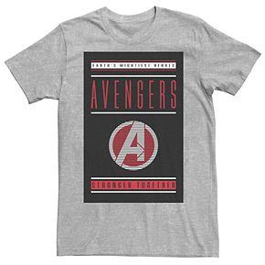 Men's Marvel Avengers Endgame Stronger Together Tee