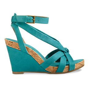 A2 by Aerosoles Fashion Blush Women's Wedge Sandals