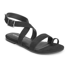 A2 by Aerosoles Shortener Women's Wedge Sandals