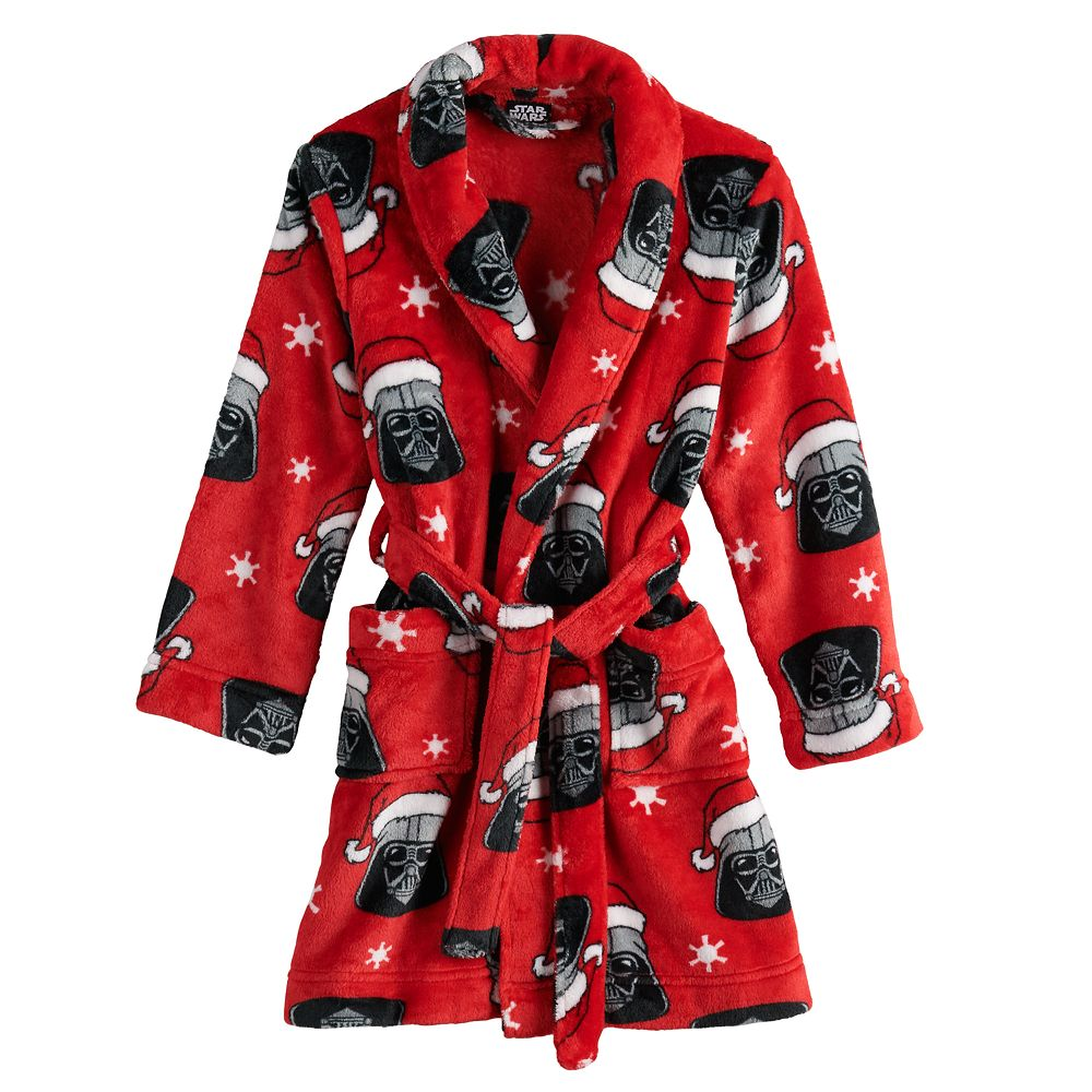 Boys 6-12 Star Wars Darth Vader Jolly Me Robe