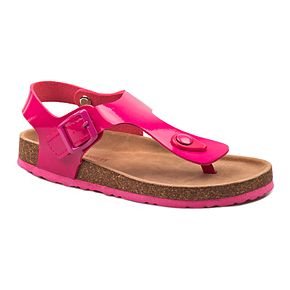 Laura Ashley Patent Girls' Sandals