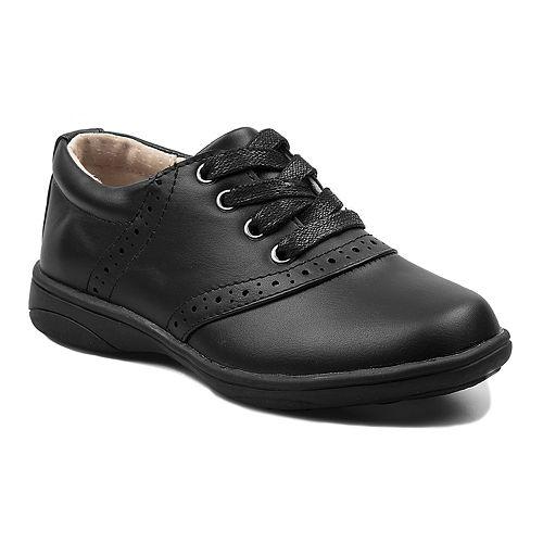 Laura Ashley Oxford Girls' Saddle Shoes