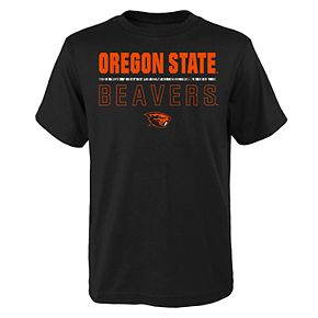 Boys 4-20 Oregon State Beavers Launch Tee