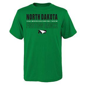 Boys 4-20 North Dakota Fighting Hawks Launch Tee