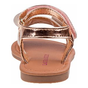 Laura Ashley Lifestyles Toddler Girls' Baby Mouse Sandals