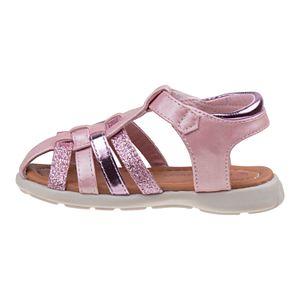 Laura Ashley Toddler Girls' Glitter Sandals