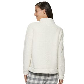 Women's SONOMA Goods for Life? Fuzzy Pajama Top