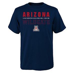 Boys 4-20 Arizona Wildcats Launch Tee
