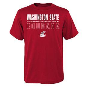 Boys 4-20 Washington State Cougars Launch Tee