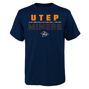 Boys 4-20 UTEP Miners Launch Tee