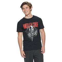 1602b0deb3 Mens Band T-Shirts | Kohl's