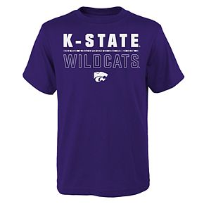 Boys 4-20 Kansas State Wildcats Launch Tee