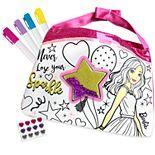 Barbie Color 'N Style Purse