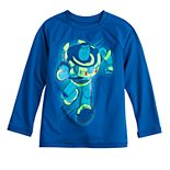 Boys 4-12 Disney's Toy Story Buzz Lightyear Long Sleeve Active Tee by Jumping Beans®