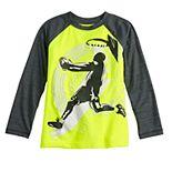 Boys 4-12 Jumping Beans® Long Raglan Sleeve Tee