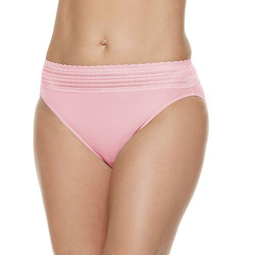 465918934f71 Warner's No Pinching. No Problems. Lace Hi-Cut Panty 5109J - Women's