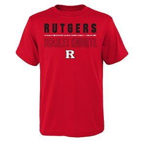 Boys 4-20 Rutgers Scarlet Knights Launch Tee