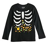 Boys 4-12 Jumping Beans® Skeleton Halloween Tee