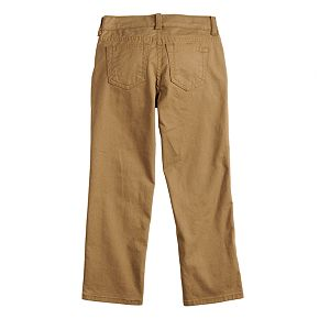 Boys 4-12 SONOMA Goods for Life? Twill Pants