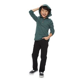 Boys' 4-12 SONOMA Goods for Life? Twill Pants
