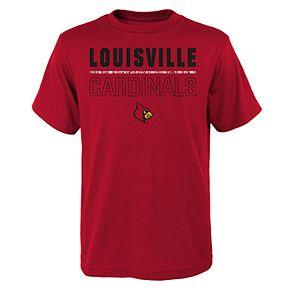 Boys 4-20 Louisville Cardinals Launch Tee
