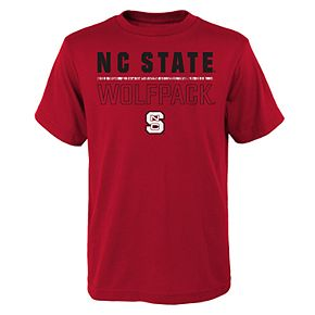 Boys 4-20 North Carolina State Wolfpack Launch Tee