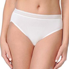 Warner's Breathe Freely Hi-Cut Panty RT4901P