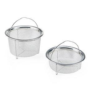 Instant Pot 2-pc. Mesh Steamer Basket Set