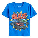 Toddler Boy Jumping Beans® Blaze Short-Sleeve Tee
