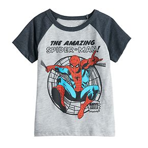 Toddler Boy Jumping Beans® The Amazing Spider-Man Tee