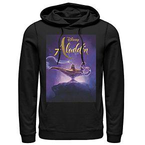Disney's Aladdin Men's Lamp Poster Graphic Hoodie