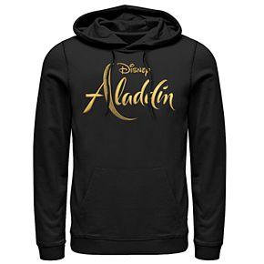 Disney's Aladdin Men's Logo Graphic Hoodie