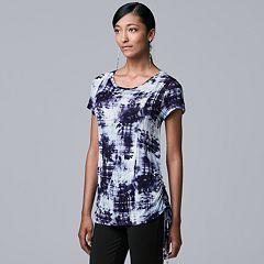 86739415a34e Womens Simply Vera Vera Wang Tops, Clothing | Kohl's
