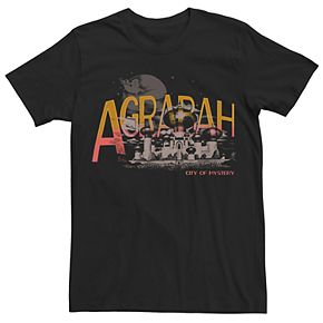 Disney's Aladdin Men's Agrabah Graphic Tee