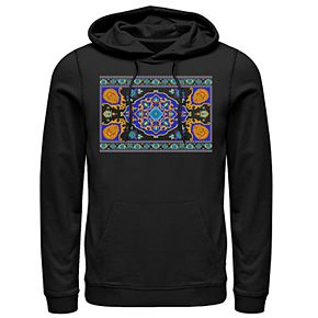 Disney's Aladdin Men's Magic Carpet Graphic Hoodie