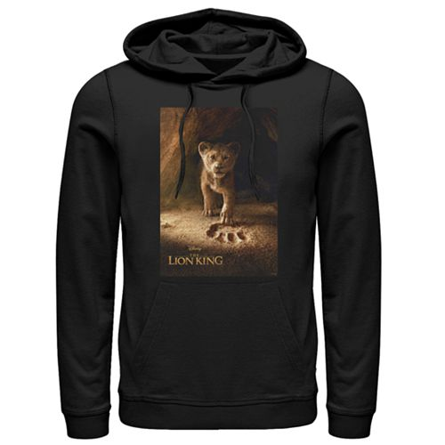 Disney's The Lion King Men's Young Simba Graphic Hoodie