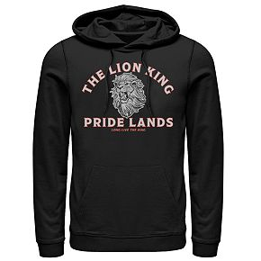 Men's Disney Lion King Pride Lands Hoodie